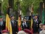 Herdenkingsplechtighid S.A.S - S.O.E van 2 mei te Kortrijk.